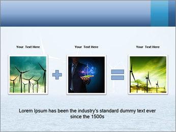Windfarm PowerPoint Templates - Slide 22