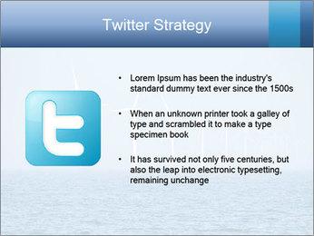 Windfarm PowerPoint Templates - Slide 9