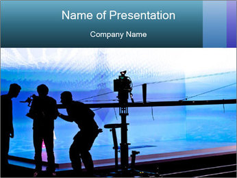Filmmaking Process PowerPoint Template