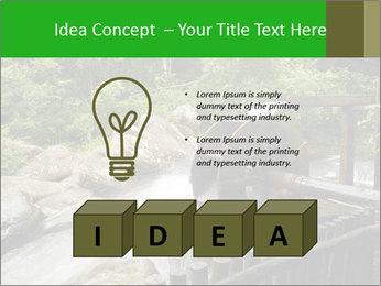 Beautiful Water Cascade PowerPoint Templates - Slide 80