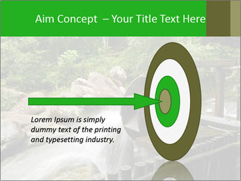 Beautiful Water Cascade PowerPoint Templates - Slide 83