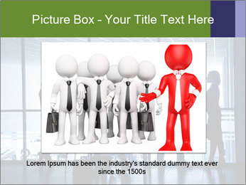 Busy Day In Office PowerPoint Template - Slide 16