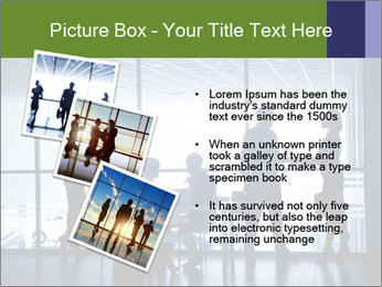Busy Day In Office PowerPoint Template - Slide 17