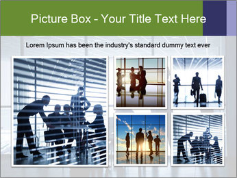 Busy Day In Office PowerPoint Template - Slide 19