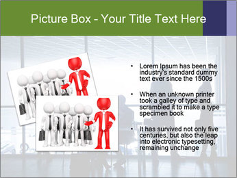 Busy Day In Office PowerPoint Template - Slide 20