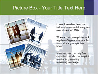 Busy Day In Office PowerPoint Template - Slide 23