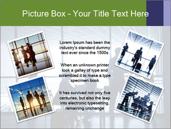Busy Day In Office PowerPoint Template - Slide 24