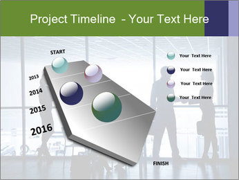 Busy Day In Office PowerPoint Template - Slide 26
