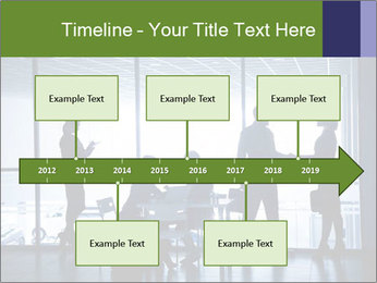 Busy Day In Office PowerPoint Templates - Slide 28
