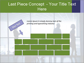 Busy Day In Office PowerPoint Template - Slide 46