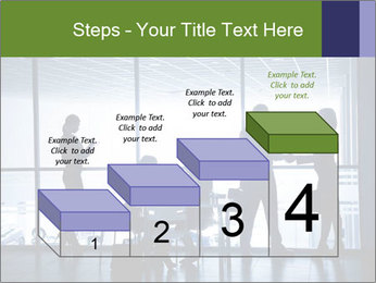 Busy Day In Office PowerPoint Templates - Slide 64