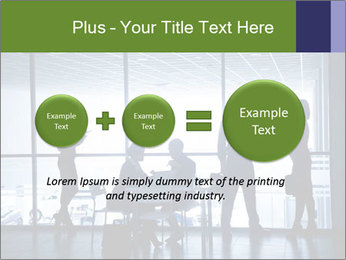 Busy Day In Office PowerPoint Template - Slide 75