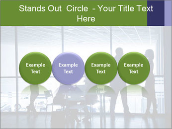 Busy Day In Office PowerPoint Template - Slide 76