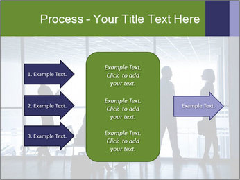 Busy Day In Office PowerPoint Template - Slide 85