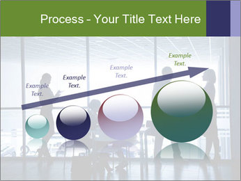Busy Day In Office PowerPoint Template - Slide 87