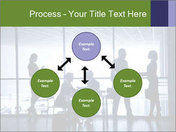 Busy Day In Office PowerPoint Template - Slide 91