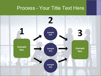 Busy Day In Office PowerPoint Template - Slide 92