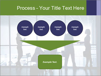 Busy Day In Office PowerPoint Template - Slide 93
