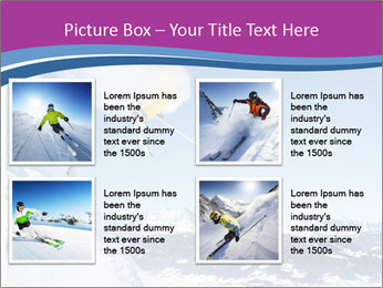 Sky Competition PowerPoint Template - Slide 14