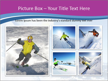 Sky Competition PowerPoint Template - Slide 19