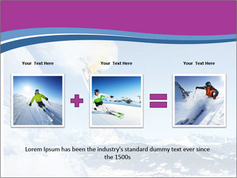 Sky Competition PowerPoint Template - Slide 22