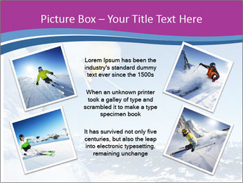 Sky Competition PowerPoint Template - Slide 24