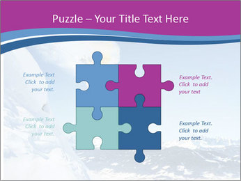 Sky Competition PowerPoint Template - Slide 43