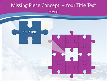 Sky Competition PowerPoint Template - Slide 45