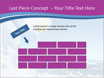 Sky Competition PowerPoint Template - Slide 46