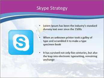 Sky Competition PowerPoint Template - Slide 8