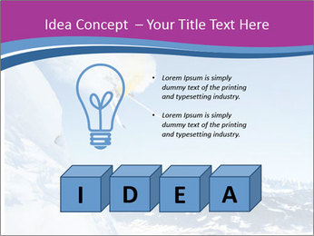Sky Competition PowerPoint Template - Slide 80