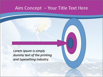 Sky Competition PowerPoint Template - Slide 83