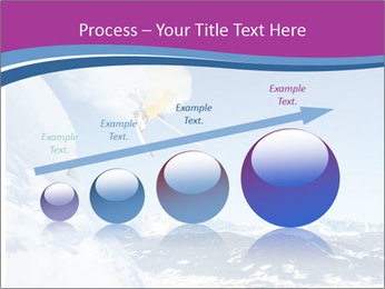 Sky Competition PowerPoint Template - Slide 87