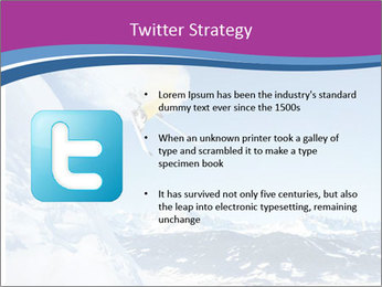 Sky Competition PowerPoint Template - Slide 9