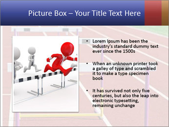 Running Competition PowerPoint Template - Slide 13
