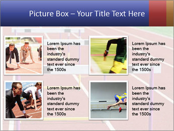 Running Competition PowerPoint Template - Slide 14