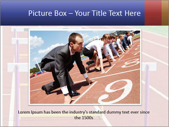 Running Competition PowerPoint Template - Slide 15