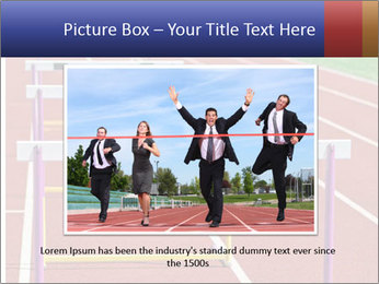Running Competition PowerPoint Template - Slide 16