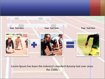 Running Competition PowerPoint Template - Slide 22