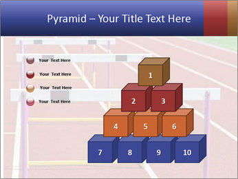 Running Competition PowerPoint Template - Slide 31