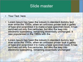Frankfurt City PowerPoint Template - Slide 2