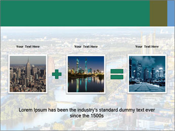 Frankfurt City PowerPoint Template - Slide 22