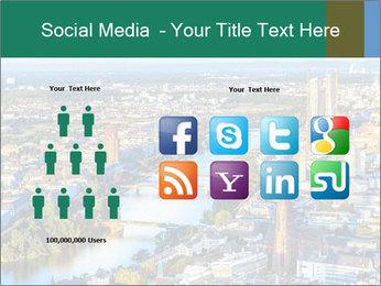 Frankfurt City PowerPoint Template - Slide 5