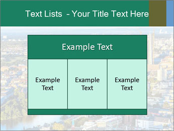 Frankfurt City PowerPoint Template - Slide 59
