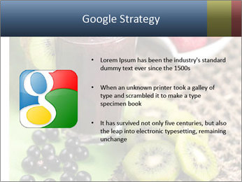 Smoothie Snack PowerPoint Template - Slide 10