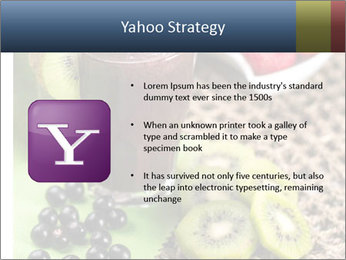 Smoothie Snack PowerPoint Template - Slide 11