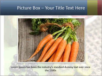 Smoothie Snack PowerPoint Template - Slide 16