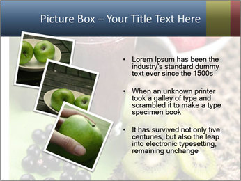 Smoothie Snack PowerPoint Template - Slide 17