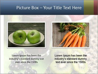 Smoothie Snack PowerPoint Template - Slide 18