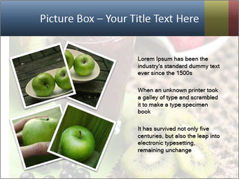 Smoothie Snack PowerPoint Template - Slide 23